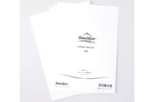 Tomoe River 52 GSM A4 Loose Sheets 100 Pack White