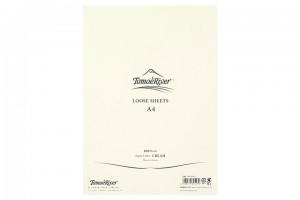 Tomoe River 52 GSM A4 Loose Sheets 100 Pack Cream