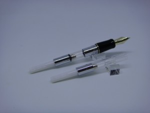 Wing Sung (Hero) 659 Piston Converter White Plastic (Fits Certain Pilot Pens)
