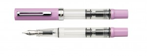 TWSBI ECO Fountain Pen Pastel Pink EF
