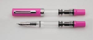 TWSBI ECO Fountain Pen Pink EF