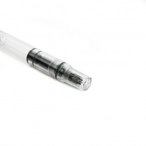 TWSBI ECO Fountain Pen Clear Stub 1.1